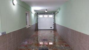 Reforma garaje Albacete