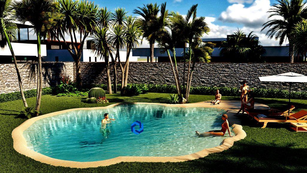 Revestimiento diseño y construcción de piscinas para particulares y hoteles