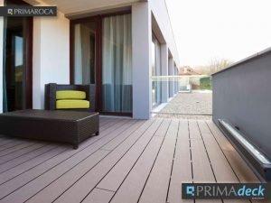 revestimientos y fachadas e interiores sostenibles Primadeck, ecomadera tecnológica especial para exteriores