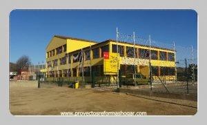 Rehabilitado Escuela Adultos Gerona