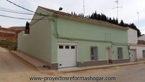Rehabilitación de Fachada en Albacete